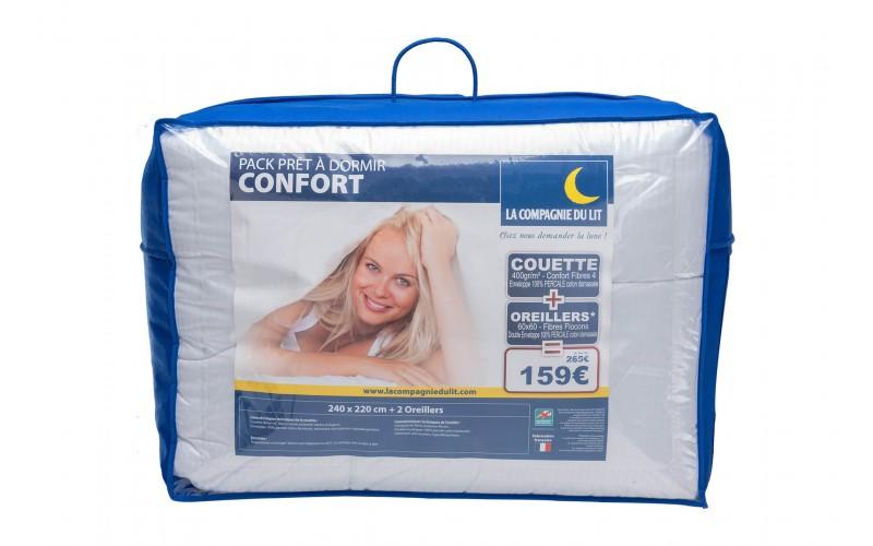 Couette Pack Prêt à Dormir confort
