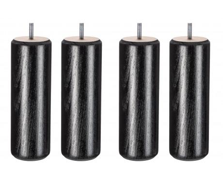 Cylindre Noir 20 cm