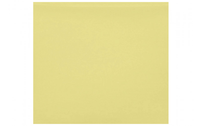 Drap Housse Percale Citron