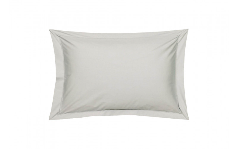 Taie oreiller Percale Platine