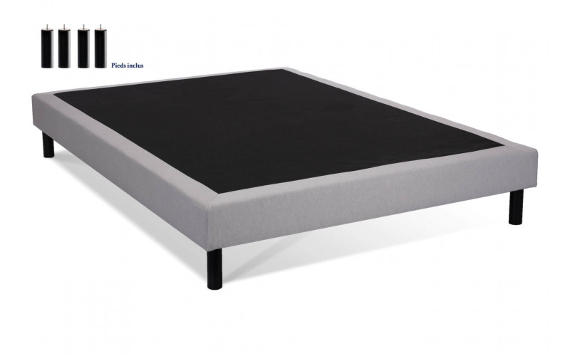 Pack Matelas Cup 100 Sommier Aigle Couette Albert